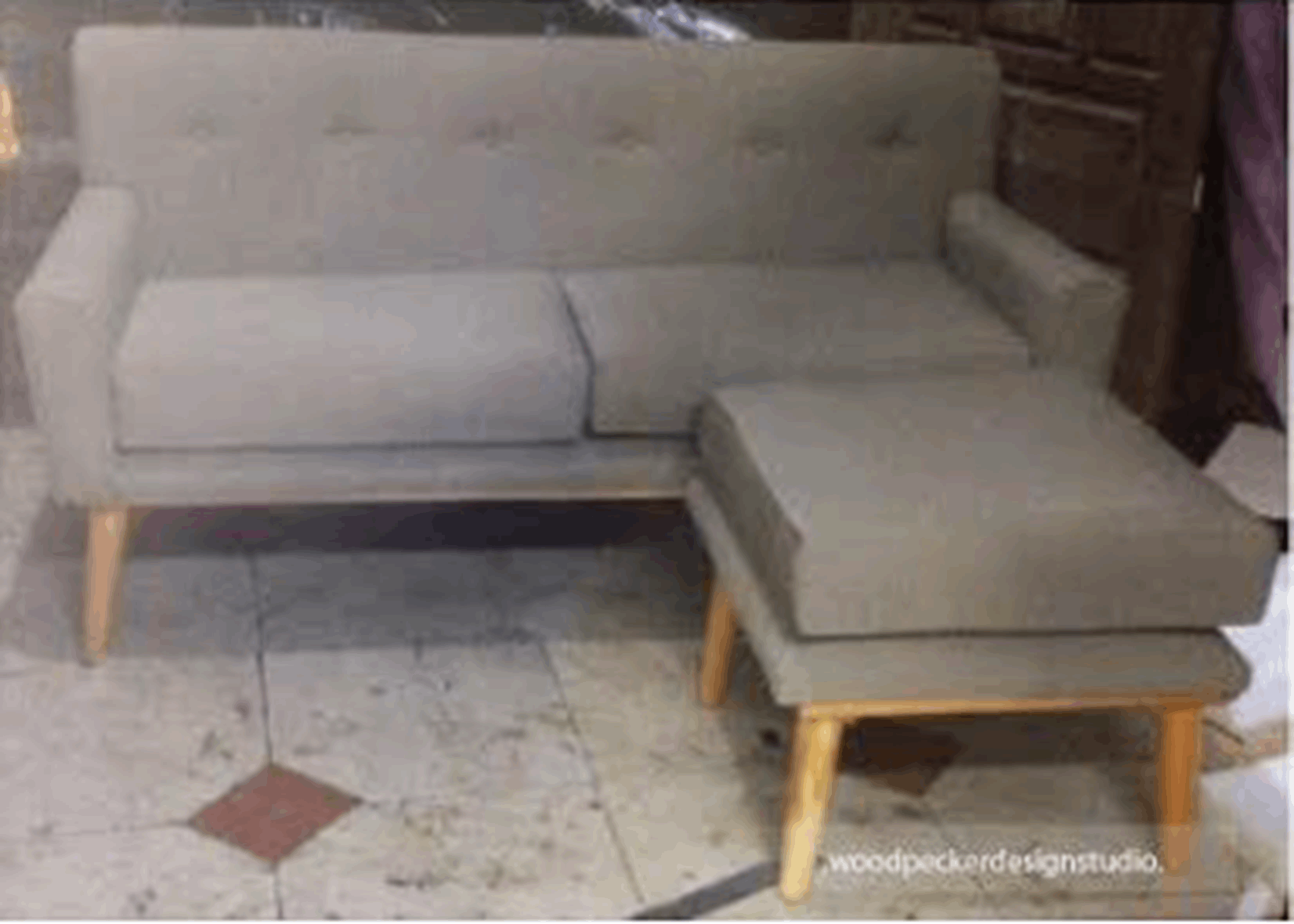 Sectional Sofa - WSSL 1