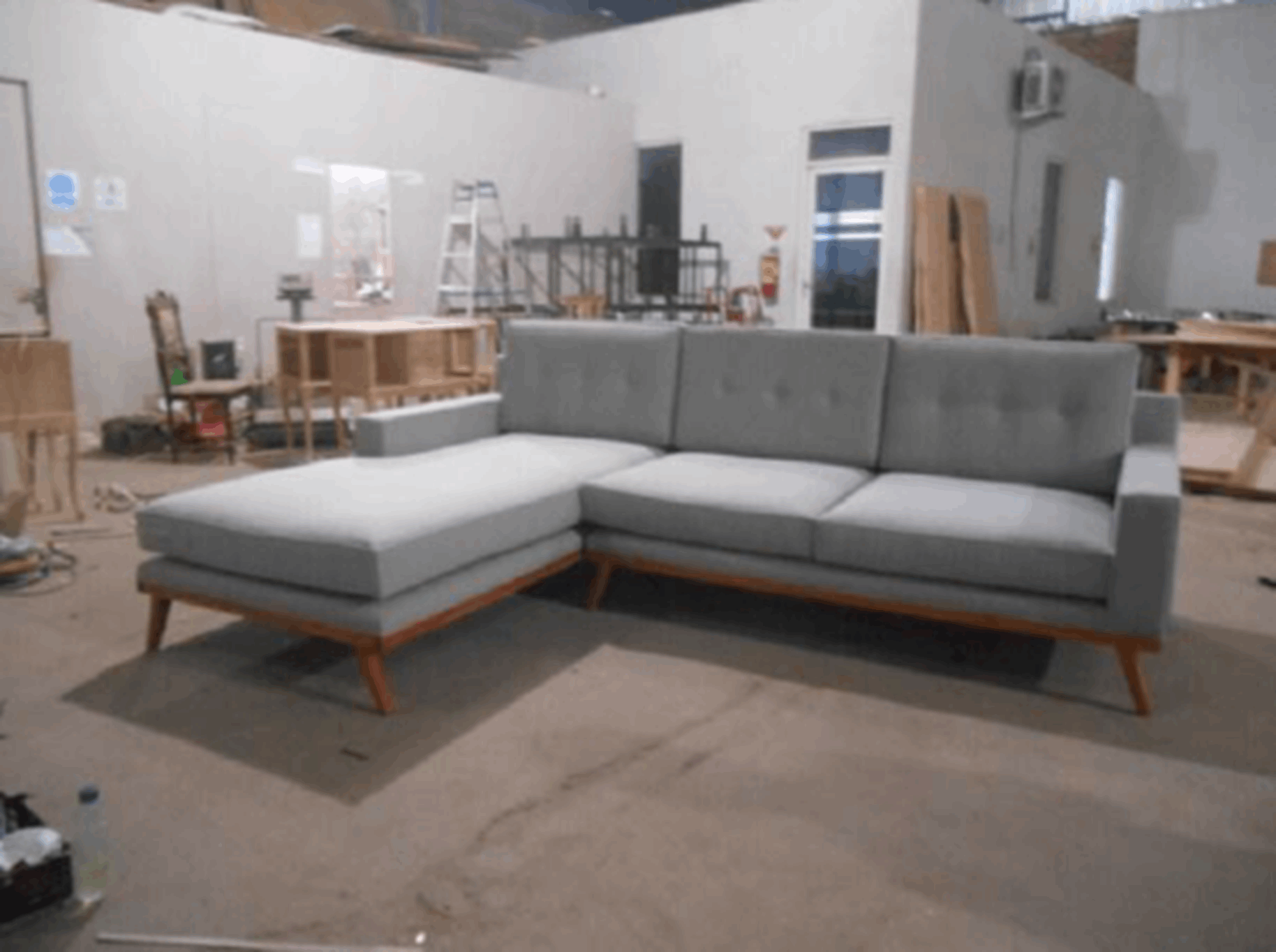 Sectional Sofa - WSSL 4