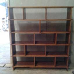 Book Cases & Shelving - WSBS 10