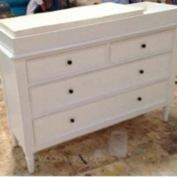 Claire Changing Table